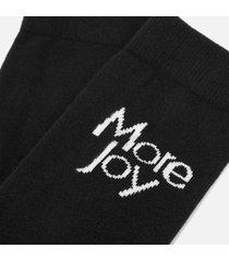 more joy women's more joy socks - black