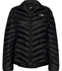 w trevail jkt outerwear sport jackets zwart the north face