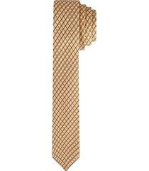 corbata pala ancha en poliéster con textura para hombre 02520