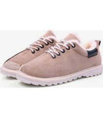 athletic sport warm soft sneaker scarpe casual per donna