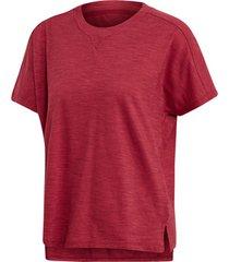 t-shirt korte mouw adidas id winners atteetude tee women