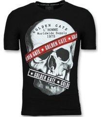 t-shirt korte mouw enos t-shirt - shirt met glitter