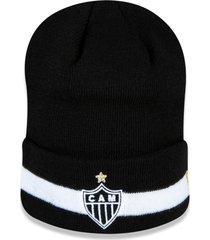 headwear new era gorro atletico mineiro preto