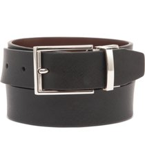 alfani men's textured belt, created for macy's