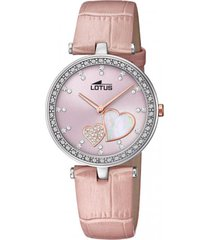 reloj bliss rosa lotus