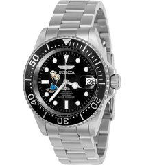 reloj acero character collection invicta 24486 hombres