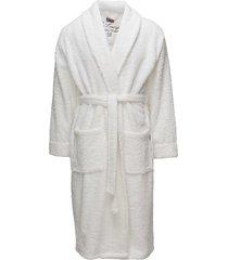 lexington original bathrobe ochtendjas badjas wit lexington home