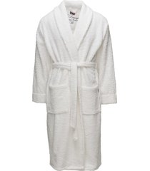 lexington original bathrobe ochtendjas wit lexington home