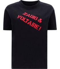 zadig & voltaire dyma t-shirt