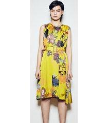 sukienka z paskiem calypso