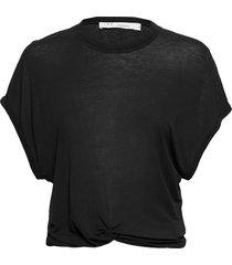 pearly t-shirts & tops short-sleeved svart iro