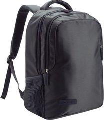 mochila azul topper laptop 16l