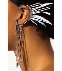 akira angel wing earring cuff