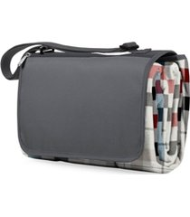 oniva by picnic time carnaby street blanket tote outdoor picnic blanket