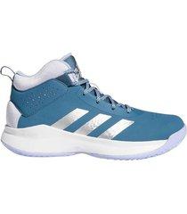 zapatilla azul adidas cross em up 5k