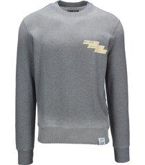 golden goose slogan sweatshirt