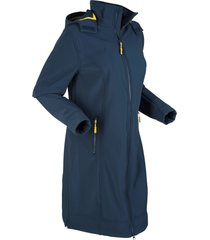 giaccone funzionale in softshell (blu) - bpc bonprix collection