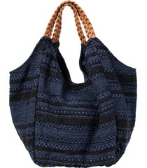 borsa shopper in maglia (nero) - bpc bonprix collection
