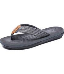 sandali da spiaggia per acqua con flip-flop
