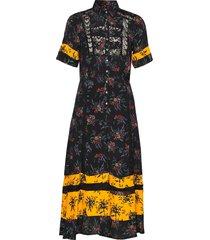 vest atlanta jurk knielengte multi/patroon desigual