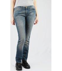 skinny jeans wrangler molly rosewood w251za28i
