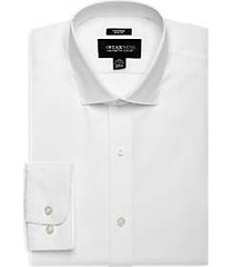awearness kenneth cole white slim fit dress shirt