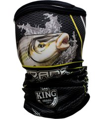 bandana king brasil - preto