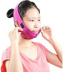la cinghia di sollevamento del braccio del fascio dimagrante facciale riduce il doppio mento del mento che sottile striscia della fascia