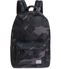 herschel supply co. heritage print backpack -