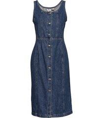 sienna dress out of the blue ( jurk knielengte blauw levi´s women