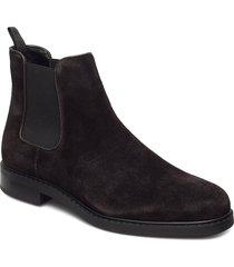 fintan shoes chelsea boots svart calvin klein