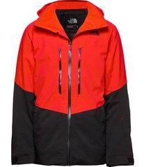 m chakal jkt outerwear sport jackets röd the north face
