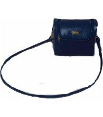 bolsa maternidade 1 peça elegance - maleta marinho
