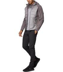 boss men's setach zip-through sweatshirt