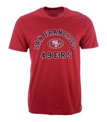 '47 brand san francisco 49ers men's varsity arch club t-shirt
