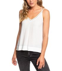 roxy juniors' evening sand strappy top