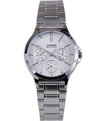 reloj casio ltp-v300d-7a-gris