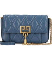 givenchy quilted leather clutch
