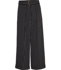jaceyiw culotte pant wijde broek zwart inwear