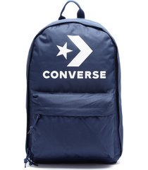 mochila edc backpack azul converse