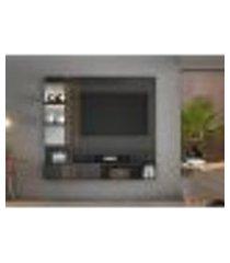 painel para tv 49 polegadas safira grafite