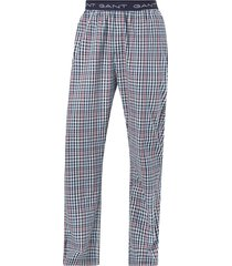 pyjamasbyxor big check pajama pants