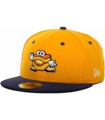 new era montgomery biscuits 59fifty cap