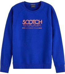 sweater kobalt