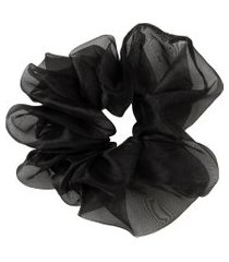 elástico de cabelo oversize anabelle - preto