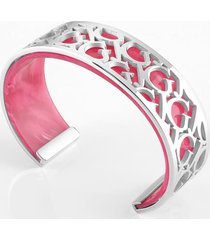 "bransoletka bangle model ""all about logo"""