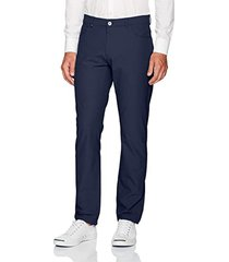 pantalón azul calvin klein chino infinite style tech suit