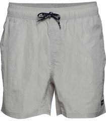 leisure swim shorts badshorts grå h2o