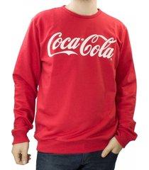 moletom masculino coca-cola 041.32.00259