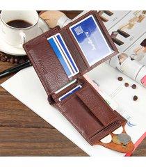 portafoglio business di alta qualità per portafoglio in pelle